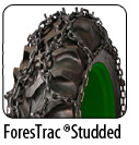 ForesTrac Studded Tire Chains